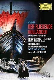 Der fliegende Holländer Poster
