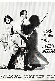The Social Buccaneer Poster