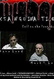 Exsanguination Poster