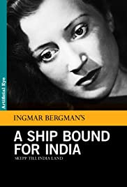 A Ship Bound for India Poster