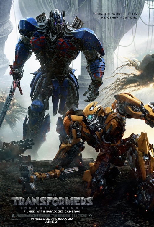 Transformers: The Last Knight(2017) - Now Playing In Theaters