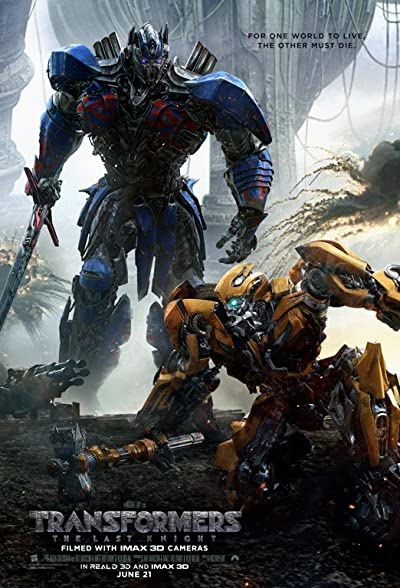Watch Transformers: The Last Knight (2017) Online
