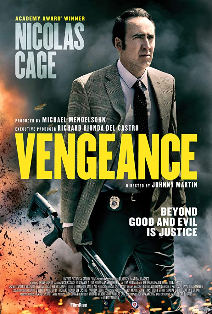 Vengeance: A Love Story (2017), Online Subtitrat in Romana