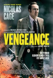 Vengeance: A Love Story (2017) Poster - Movie Forum, Cast, Reviews