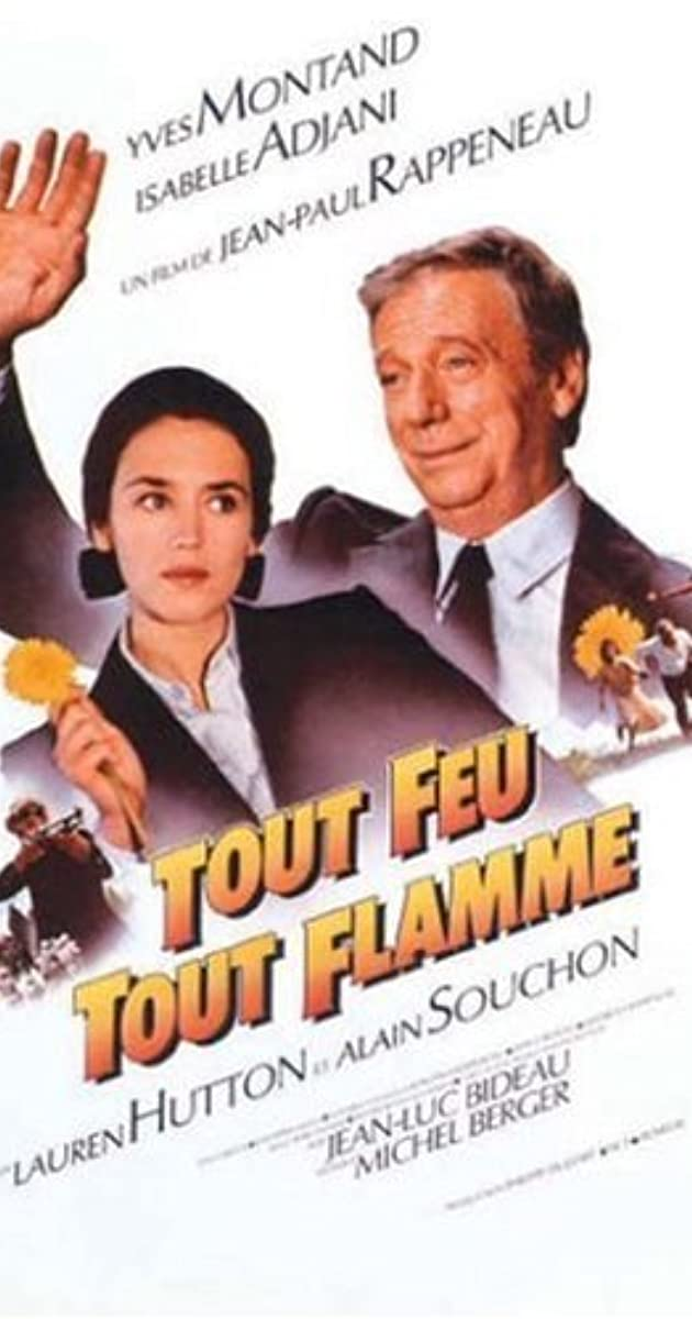 tout feu tout flamme 1982 imdb. Black Bedroom Furniture Sets. Home Design Ideas