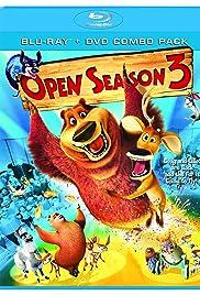 Open Season 3 Poster