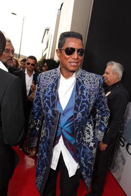 Jermaine Jackson at This Is It (2009)