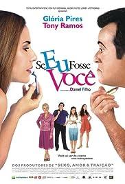 Se Eu Fosse Você(2006) Poster - Movie Forum, Cast, Reviews