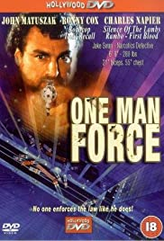One Man Force Poster