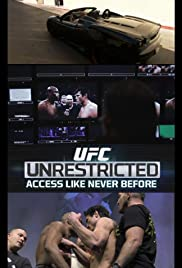 UFC Unrestricted Poster