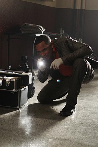 Hill Harper in CSI: NY (2004)