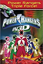 Image of Power Rangers in 3D: Triple Force