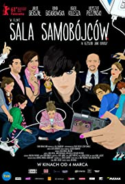 Sala samobójców2011 Poster