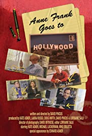 Anne Frank Goes to Hollywood Poster