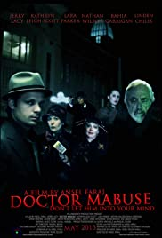 Doctor Mabuse Poster