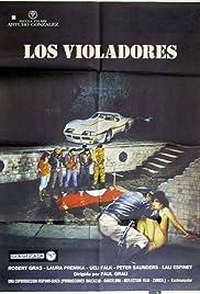 Los violadores(1981) Poster - Movie Forum, Cast, Reviews