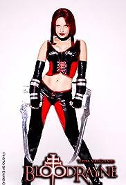BloodRayne: A Fan Film Poster
