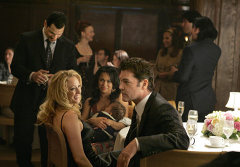Ray Liotta and Virginia Madsen in Smith (2006)