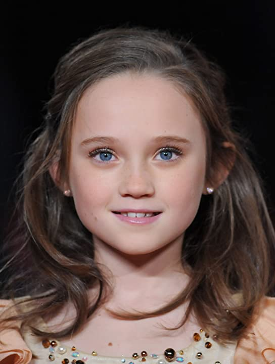 Isabelle Allen at Les Misérables (2012)