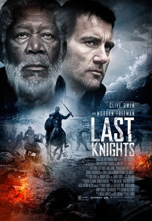 Last Knights 2015 Dual Audio Full Movie 800MB