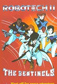Robotech II: The Sentinels Poster