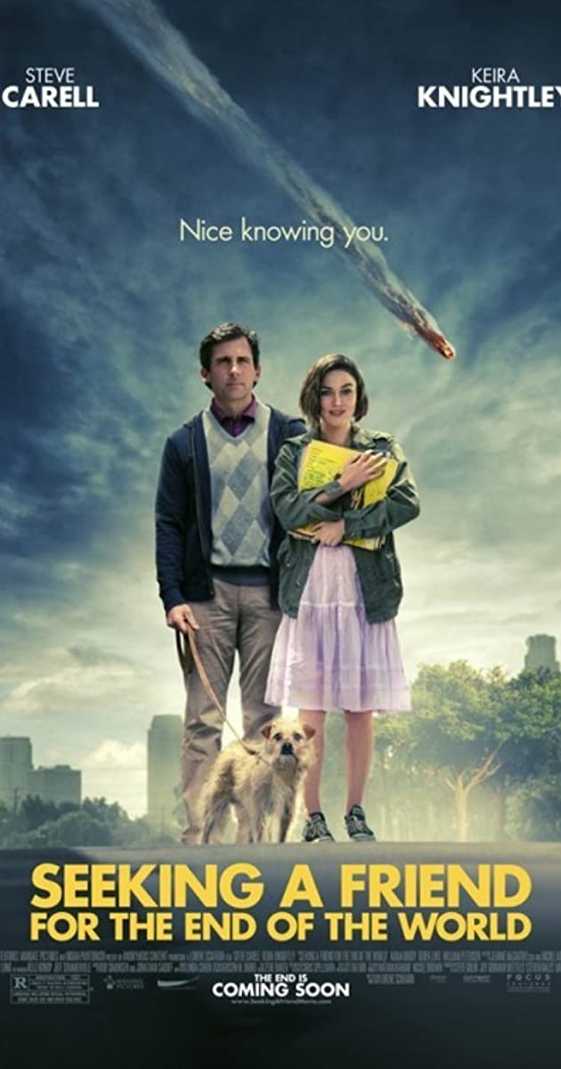 Seeking a Friend for the End of the World 2012 BRRip