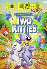 A Tale of Two Kitties Poster