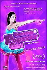 Teenage Popstar Girl Poster