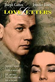 Love Letters (1945) Poster - Movie Forum, Cast, Reviews