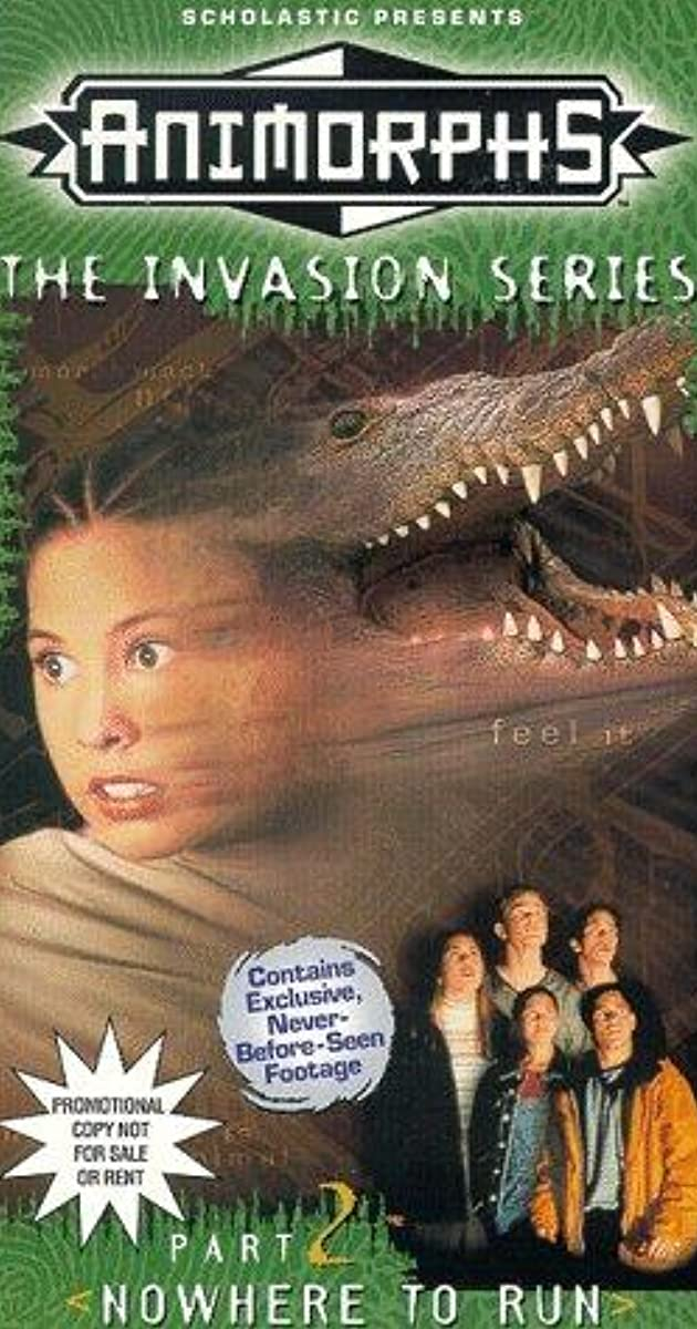 Book Cover Series Imdb : Animorphs tv series  imdb