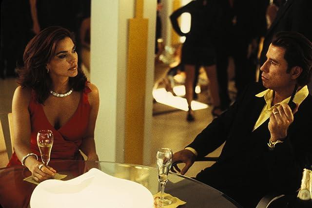 John Travolta and Laura Harring in The Punisher (2004)