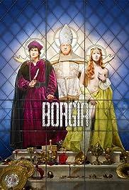 Borgia Poster - TV Show Forum, Cast, Reviews