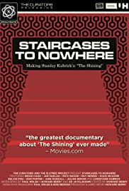 Staircases to Nowhere: Making Stanley Kubrick's 'The Shining' Poster