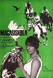 Magasiskola(1970) Poster - Movie Forum, Cast, Reviews