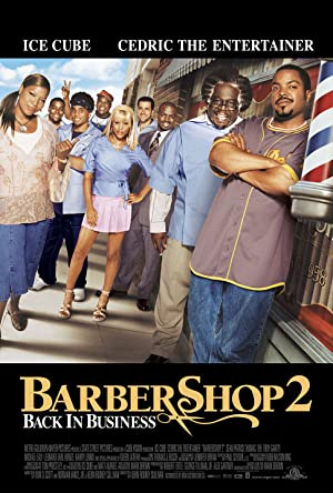 Poster Barbershop 2 - Krass frisiert!