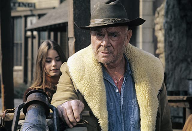 Dean Jagger in The Partridge Family: Don't Bring Your Guns to Town, Santa (1971)