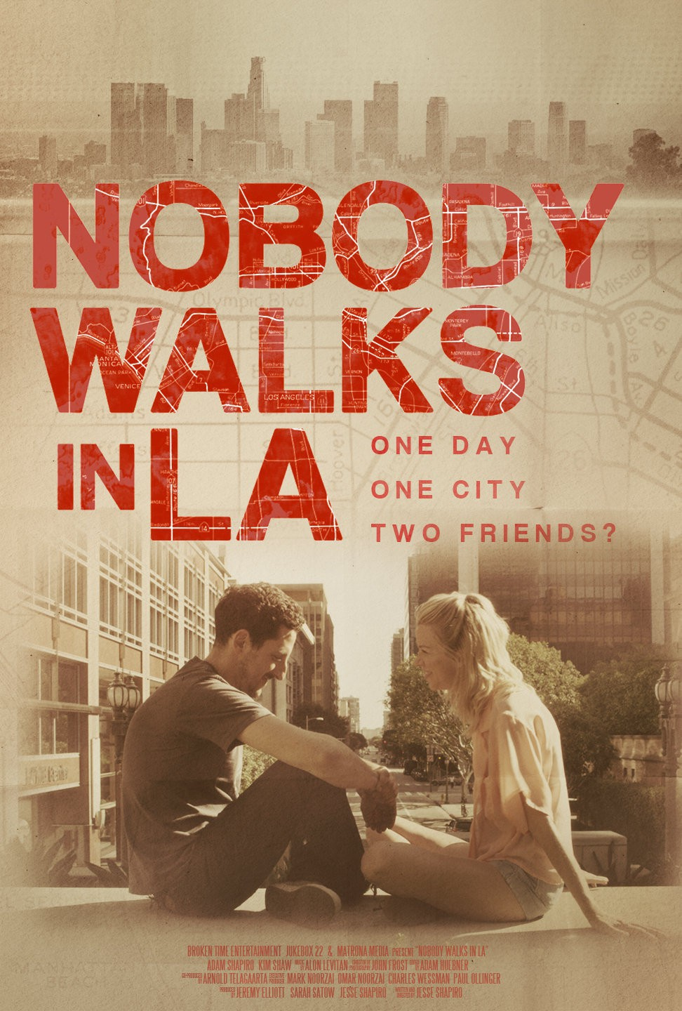 image Nobody Walks in L.A. Watch Full Movie Free Online