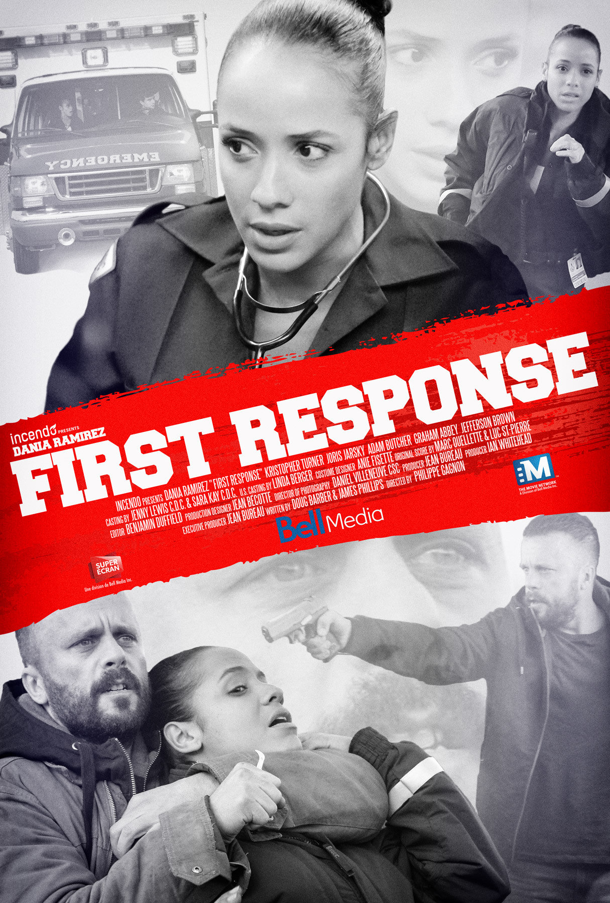 image First Response (2015) (TV) Watch Full Movie Free Online