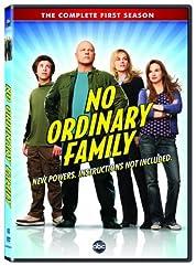No Ordinary Family - Season 1 poster