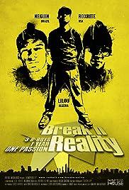 Break'n Reality Poster