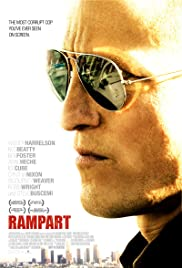 Rampart (2011) Poster - Movie Forum, Cast, Reviews