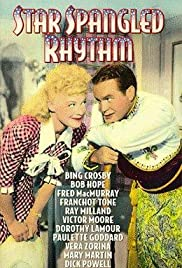 Star Spangled Rhythm (1942) Poster - Movie Forum, Cast, Reviews