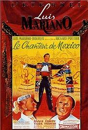 Le chanteur de Mexico Poster