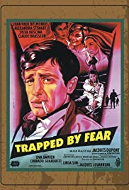 Trapped by Fear Poster