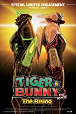Tiger And Bunny The Rising(2014)