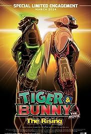Gekijouban Tiger & Bunny: The Rising Poster