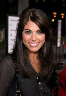 Lindsay Hartley at an event for American Dreamz (2006)