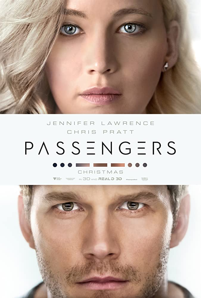 Passengers (2016) 720p HDRip x264 [Dual Audio] [Hindi-Cam+English] [TeamEDM]