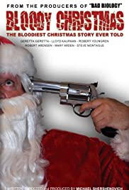 Bloody Christmas Poster