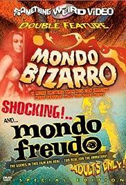 Mondo Bizarro(1966) Poster - Movie Forum, Cast, Reviews